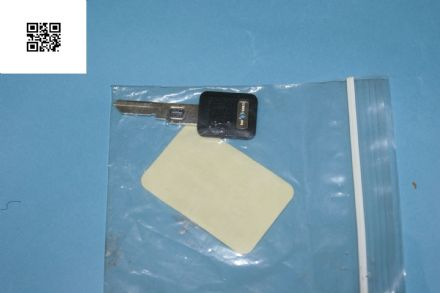 1986-1996 Corvette C4 Single Sided VATS Key #5, GM 26019395 New Box B